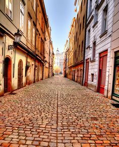 Prague street | by noodler1