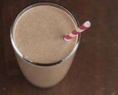 Cozy Hot Chocolate Smoothie