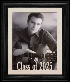 8x10 CLASS OF 2020 (Or Any Year You Need) Graduate/Graduation Keepsake Gift Frame ~ Holds a cropped 8x10 Photo Cut Photo, Class Of 2019, Photo Layouts, School Photos, Graduate School, Senior Photos, Hold On, Graduation, Portrait