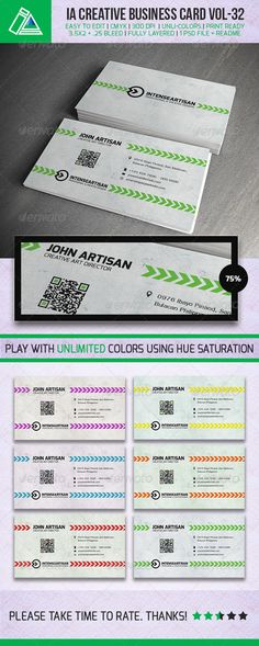 Electrician services visiting cards, electrician business cards - visiting cards