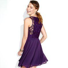 mark. About Lace Dress | Avon #fashion #lace