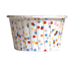 Candy Cups - Confetti Dot