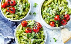 Australian Women's Weekly Recipes, Cookbooks, Cakes & More Easy Pasta Recipes, Easy Chicken Recipes, Light Recipes, Easy Dinner Recipes, Salad Recipes, Lunch Recipes, Grilled Lemon Chicken, Honey Soy Chicken, Ricotta Stuffed Chicken