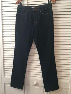 J Brand Jeans Bardot Pencil Leg Slim Fit High-Rise Size 30 #JBrand #SlimSkinny #JBrandJeans #Jeans #Bardot #PencilLeg #SlimFit #HighRise #Womens  # Size30