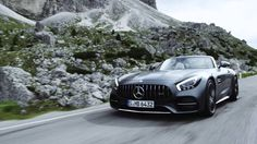 Introducing the Mercedes-AMG GT C Roadster - Trailer