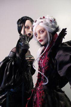 The Fantasy Art of Virginie Ropars - Elegant Fairy Dolls…