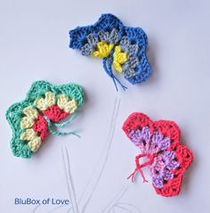 BluBox of Love: The Butterfly