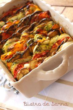 Tian de légumes de Provence