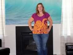 sew: the bess top and selfish sewing || Made with Moxie