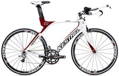 2012 Kestrel Triathlon Carbon  Shimano Ultegra Tri Bikes