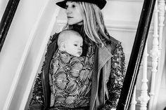 Babywearing, Image, Baby Wearing, Infant Clothing, Toddler Dress