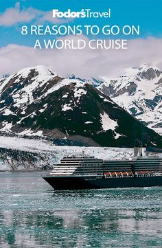 Bestselling author Jude Deveraux's top reasons for taking a world cruise. Cruise Tips, Cruise Travel, Jude Deveraux, Travel Tips, Travel Destinations, World Cruise, Our Friendship, Exterior, Places To Go