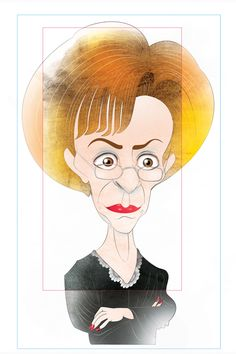 Judge Judy by Andy Bunday