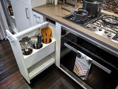 Decor e Conforto : 3 soluções para organizar talheres em gavetões