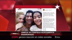 Famosos Inside: Omega Se Confiesa Nuevamente Enamorado