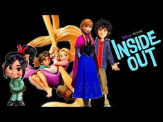 Inside out trailer Non/Disney style - YouTube