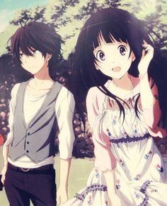 #Chitanda | #Oreki | #Hyouka