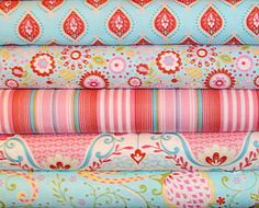 Yard Bundle Little Azalea from Dena Designs  / 5 Yard by mimis, $44.95