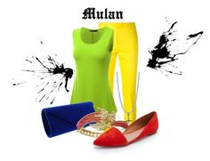 """""""Mulan"""" by morley-321 on Polyvore featuring Dsquared2, Doublju, BERRICLE, Madewell, women's clothing, women's fashion, women, female, woman and misses"""