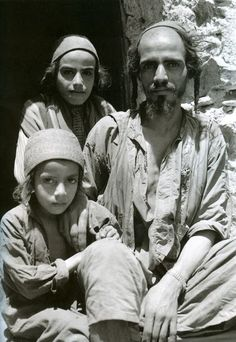 . Iraqi Jews of the Hajar region, 1950. أهلاً وسهلاً