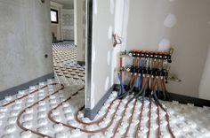 Biofloor, calefacción por suelo radiante a baja temperatura
