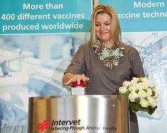 Koningin Máxima bij symposium 'Muziekeducatie doen we samen