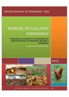 Manual de gallina ponedora
