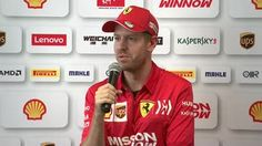 """Vettel: """"Anche Hamilton si sarebbe complimentato con me"""" Lewis Hamilton, F1"""