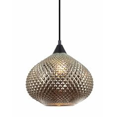 Beautiful sophisticated glass pendant perfect for over your kitchen island or clustered in a group of three over your dinning table.  Product Features: Input voltage: 240V AC Material: iron & glass Max.wattage: 72W E27 lamp base Globe not included For indoor use Canopy Diam: 110mm; cable length: 3000mm Glass Diam: H - 250mm W - 290mm Wine Glass, Lamp, Light, Glass, Dinning Table, Sophisticated, Lamp Bases, Glass Pendants, Ceiling Lights