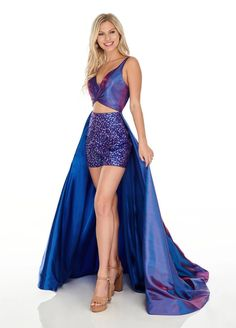 Rachel Allan 7059 is available in these colors: Magenta, Royal Violet. Sequin Prom Dresses, Designer Prom Dresses, Ball Dresses, Wedding Dresses, Prom Dress Stores, Prom Dress Shopping, Perfect Prom Dress, Rave Outfits, Boho Outfits