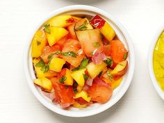 Summer Fruit Relish