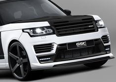 2013 by German Special Customs Range Rover Sport, Range Rovers, Range Rover Supercharged, Top Luxury Cars, Suv Cars, Jeep 4x4, Mode Of Transport, 4x4 Trucks, Land Rover Defender