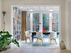 House #Extension #dining_room  by Bloem en Lemstra Architects