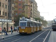 HamPage: Tram-hikers' guide to Budapest - The Bartók Béla út trunk line Hungary, Budapest, Morocco, Poland, Netherlands, Roots, Automobile, Germany, Around The Worlds