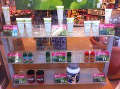 productpresentaties aanbiedingen voor schoonheidsproducten, ziet er mooi uit