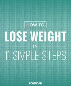 Here's a no-fuss, straightforward, 11-step guide to losing weight.  Rapid weight loss! The best method in 2016! Absolutely safe and easy! #healthyrecipe #weightlosemotivation #weightlosefruit #weightlosemealplan