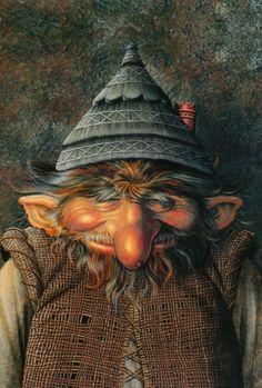 Troll ~ by Maxine Gadd