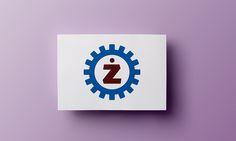 Osada Żyrardów - tourist information system logo - by Lotne Studio