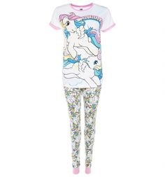 Too Trot To Handle! <br><br>This awesome pair of PJ\'s really will get tails wagging for those of you who remember the joys of playing with your My Little Ponies!