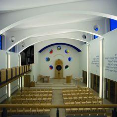Synagoge Beit Tikwa - Innenansicht