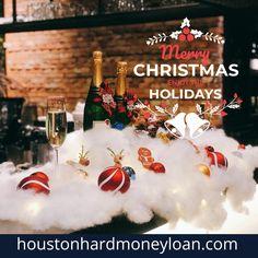 En tus desiciones de inversion, somos tu mejor compañia..Felices fiestas!!!! Hard Money Lenders, Private Loans, Local Banks, Service Learning, Financial Institutions, Investors, Houston, Christmas Bulbs, Texas
