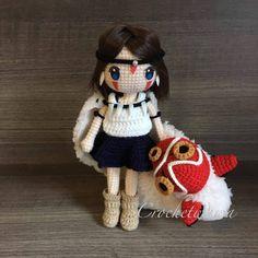La Princesa Mononoke. ♡