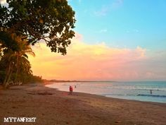 playa esterillos oeste Thanks for linking up with us again for #SundayTraveler