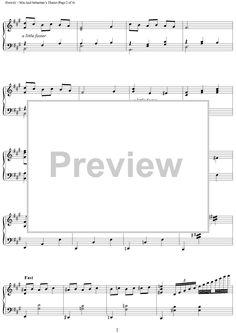 Mia and Sebastian's Theme - from La La Land Sheet Music Preview Page 2