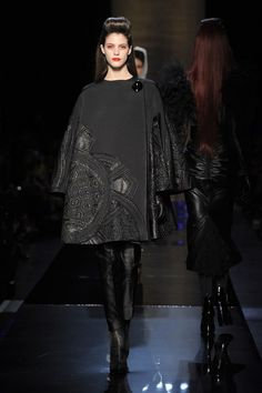 Jean Paul Gaultier Haute Couture A/W 14