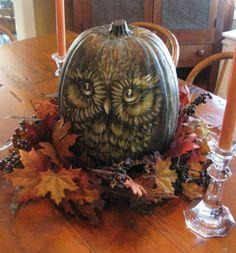 foam pumpkin crafts - Bing Images I love this pumpkin.