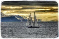 Bye, bye Spitzbergen