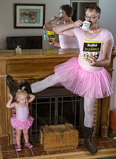 World's Best Dad - Photo Series