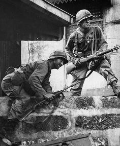 Manila, Philippines 1945