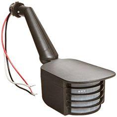 RAB Lighting LS300 110 Luminator Sensor, Polycarbonate, 300W Power, 120V, Bronze Color